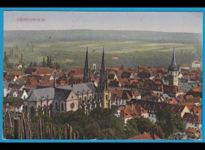 AK Oberehnheim Elsass Obernai 1915 Feldpost (1121
