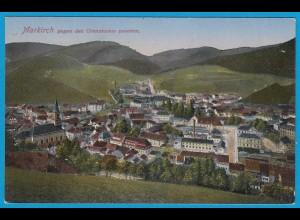 AK Markirch Elsass Sainte-Marie-aux-Mines Feldpost (1122