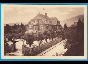 AK HOTEL DU PARC THANN ELSASS-LOTHRINGEN (1255