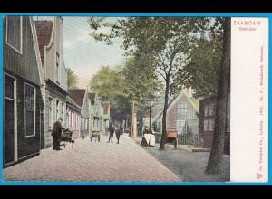 AK Niederlande NEDERLAND Zaandam Oostzijde (1338