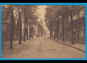 AK Niederlande NEDERLAND LISSE Kanalstraat (1341