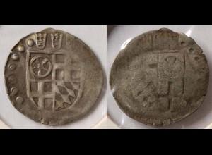 Köln Schlüsselpfennig ca. 1520 Altdeutschland Old German States (n491