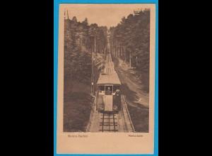AK Baden-Baden Merkurbahn Eisenbahn Lokomotive (1661