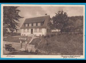 AK Wilderstadt Möttlingen Calw Posthilfstelle/Landpost 1934 (1753