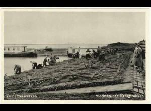 AK Niederlande NEDERLAND Harderwijk Zuiderzeewerken (1361