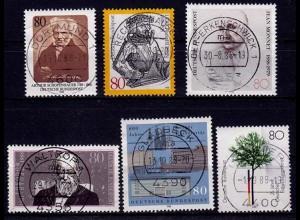 Vollstempel Bundesrepublik kleines Lot (b141
