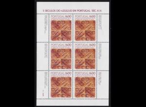 Portugal 1984 Kacheln Azulejos Klbg.1611 ** postfrisch MNH (d310