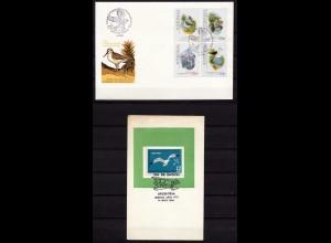Vögel Tiere Wildlife Birds 2 cover/card (b251