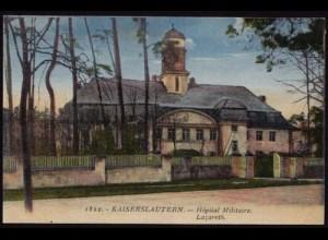 AK Kaiserslautern Militär Hospital ansehen (8492