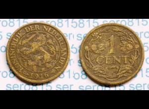 Niederlande NEDERLAND 1 Cent 1916 (b485