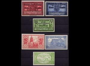 Niedersachsen - Diepholz 3 Stück 1920 Notgeld (c769