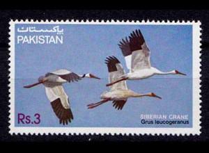 Pakistan Vögel Birds Wildlife 1983 ** (b445