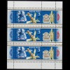 "Ungarn Raumfahrt ""Salut 6"" und ""Sojus 28"" 1978 Mi. 3308 Klbg. ** (d403"