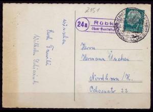 Rübke über Buxtehude Landpost/Posthilfstelle (b990