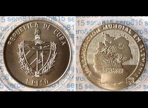 Karibik 1 Pesos 1998 Expo 2000 Hannover (p695