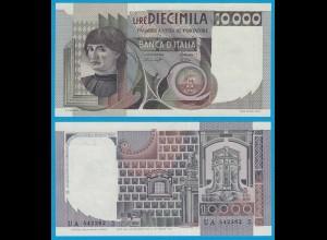 ITALIEN - ITALY 10000 10.000 Lire Banknote 1978 XF+ Pick 106a (18631
