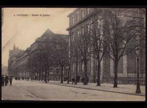 AK Mainz Mayence Palais de Justice (8519