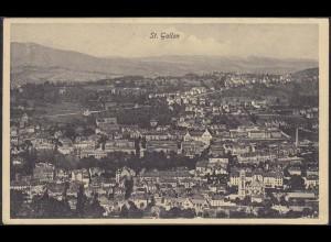 AK St. Gallen Gesamtansicht (12642