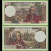 Frankreich - France - 10 Francs 1-10-1964 Pick 147a - VF (19440