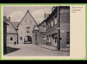 AK Havixbeck Torbogen bei Coesfeld Billerbeck Nottuln Münster (19479