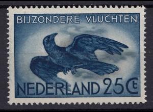 Niederlande Mi. 630 postfrisch Flugpostmarken 1953 (80017