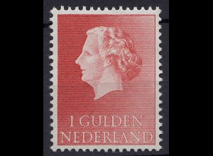 Niederlande Mi. 647 postfrisch Freimarken 1954 (80021