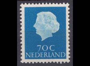 Niederlande Mi. 690 postfrisch Freimarken 1957 (80025