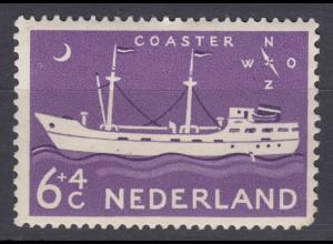 Niederlande Mi. 696x postfrisch Sommermarken 1956 (80026