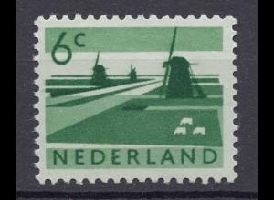 Niederlande Mi. 784 postfrisch Freimarke 1962 (80039