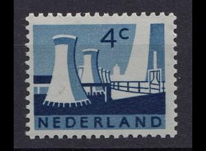 Niederlande Mi. 785-789 postfrisch Freimarke 1963 (80041