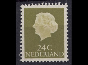 Niederlande Mi. 793 postfrisch Freimarke 1963 (80043