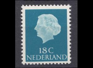 Niederlande Mi. 842 postfrisch Freimarke 1965 (80046