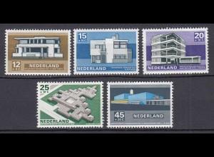 Niederlande Mi. 915-919 postfrisch Sommermarken 1969 (80066