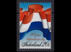 Niederlande Mi. 983-986 postfrisch 400 Jahre Nationalflagge 1972 (80086