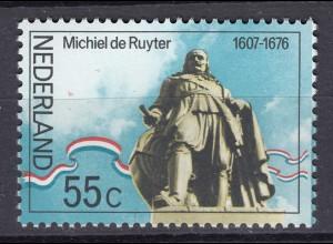 Niederlande Mi. 1074 postfrisch Michiel Adriaenszoon 1976 (80115