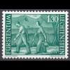 Liechtenstein Mi. 438 postfrisch Freimarke 1964 (11330