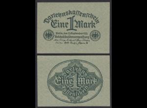 Darlehenskassenschein 1 Mark 1922 Ros.73a Pick 61 UNC (1) (19639