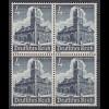 Deutsches Reich - 3.Reich WHW Mi. 752 postfrisch 4er Block ** (19921