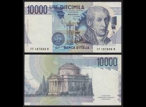 ITALIEN - ITALY 10000 10.000 Lire Banknote 1984 XF Pick 112c (19948