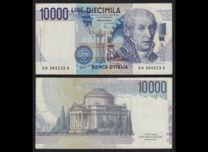 ITALIEN - ITALY 10000 10.000 Lire Banknote 1984 XF Pick 112d (19951