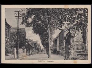 AK Dülmen bei Coesfeld Kreuzweg 1917 Feldpost (20349