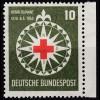 BRD - Bund - Mi-Nr. 164 ** Henri Dunant 1953 Seitenrand (20338