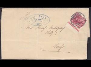 Neuss 1903 Gerichtsbrief Ortsbrief (20440