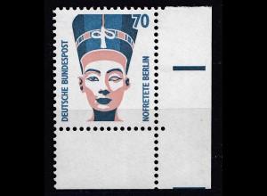 Bund BRD 1988 Mi. 1374 ** Sehenswürdigkeiten Eckrand UR LUXUS (20812