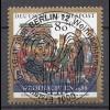 Bund BRD 1396 Geburt Christi Vollstempel ESST Luxus Weihnachten 1988 (20836