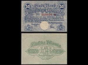Rheinland - Neuss 50 Pfennig 1917 Notgeld Stadt (15694