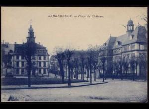 AK Saarbrücken Place du Cháeau ansehen (8505