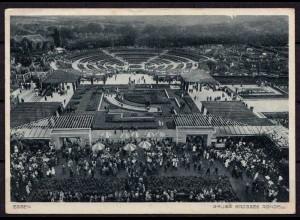 AK Essen Gruga Grosses Rondell 1937 3.Reich (b020