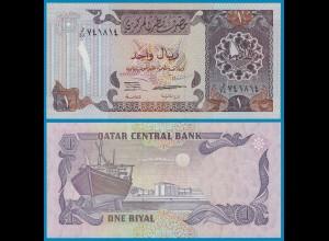 Katar - Qatar 1 Riyal Banknote (1996) Pick 14 UNC (21017
