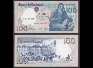 Portugal - 100 Escudos Banknote 1985 - Pick 178e XF (2) (21787